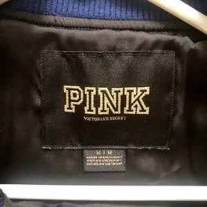 PINK Victoria's Secret Jackets & Coats - Victoria's Secret Pink Collection bomber jacket
